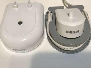 飛利浦電動牙刷原廠充電座/充電線/充電器(適用HX6711/HX6730/HX6921/HX8211