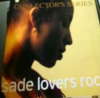 Vg+ Sade lovers rock cd