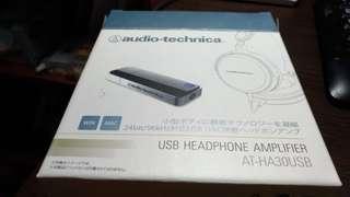 🚚 鐵三角 USB DAC (AT-HA30USB)