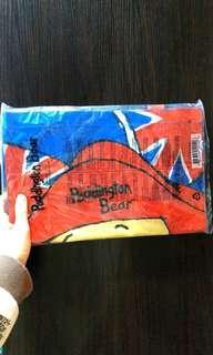 Paddington Bear Bag 柏靈頓熊單肩包手挽袋