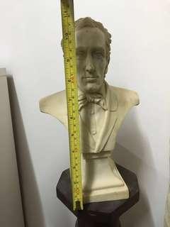 🚚 Bust / Musician statue / Vincenzo Bellini