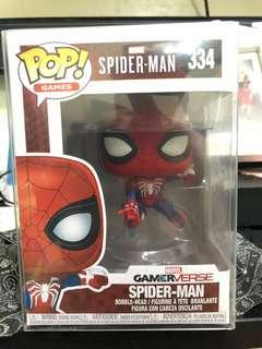 Funko Pop Spider-Man Gameverse