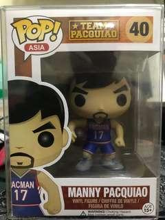 Funko Pop Manny Pacquiao Basketball