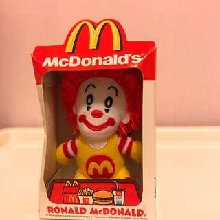 麥當勞叔叔公仔