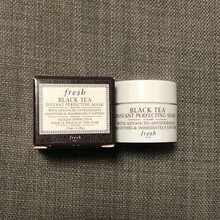 Fresh Black tea instant perfecting Mask 紅茶瞬間修護面膜 15ml