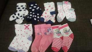 Baby Socks Mothercare