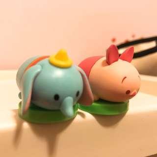 小飛象 豬仔 dumbo piglet tsum tsum