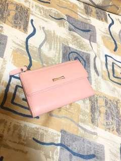Pastel Pink Wallet