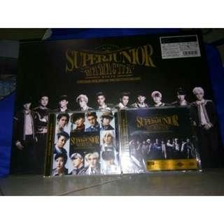 Super Junior - MAMACITA  (JAPAN VERSION  FULL SET)