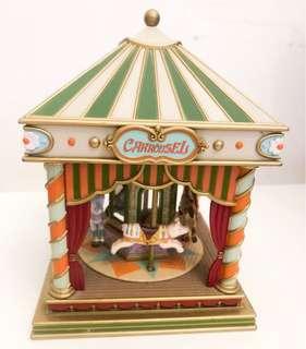 純分享❤️我的80年代。日本馬戲團音樂盒