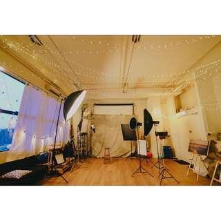 Photography Studio Rental Bukit Batok CLEMENTI