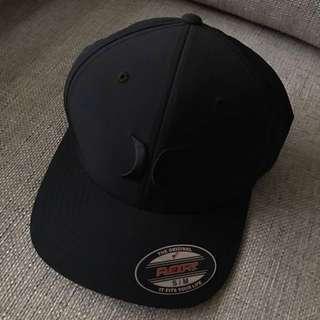 🚚 Hurley 黑色 全封 棒球帽
