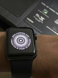 Apple Watch Series 3 38mm ( id lock )