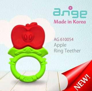 Ange (Made in Korea) - Apple Ring Teether