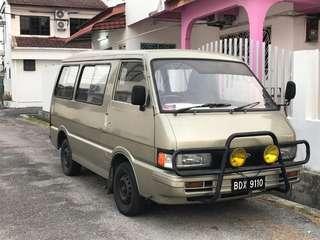 VAN FORD 1.8(M)1993