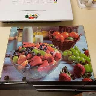 The Universal Kitchen Cutting Board, Glass玻璃面砧板