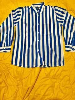 Stripe Shirt (blue)