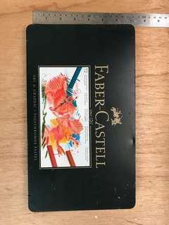 乾粉彩 FABER CASTELL Artist Pastel 72色