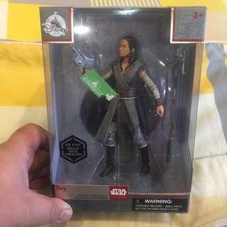 FOR SALE: Die Cast Rey from Star Wars: The Last Jedi - Collector Edition (Exclusively from Disneyland HK)