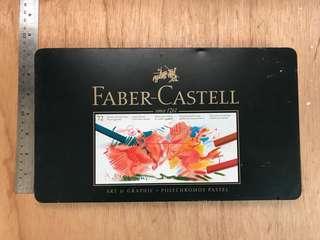 🚚 乾粉彩 Faber Castell 72色