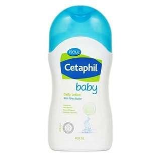 Cetaphil - Baby Daily Lotion with Shea Butter