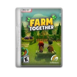 PC DVD Games Farm Together