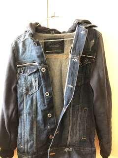 🚚 Zara 牛仔外套