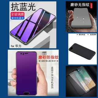 Huawei Nova4 Screen protectors & Case