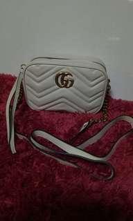 Gucci Marmont Camera Chain Bag