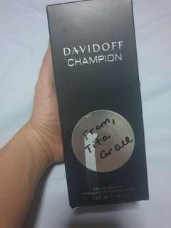 Authentic Davidoff Champion