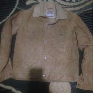 Denim jacket import corduroy