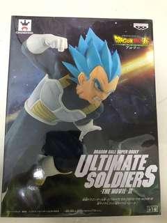 Dragon Ball Super Broly - Vegeta figurine