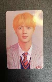 Love Yourself Answer Jin L Version Photocard