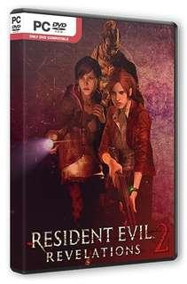 PC DVD Games Resident Evil Revelations 2 Complete Edition Repack