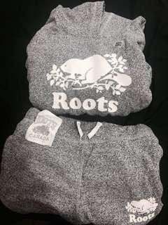 Roots salt & pepper tracksuit (youth sizes)