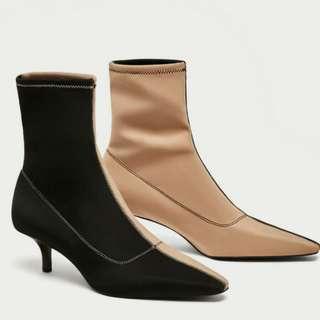 Zara 短靴 37 免運