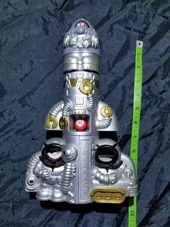 1997年麥當勞太空船 有一個欠公仔 老香港懷舊玩具