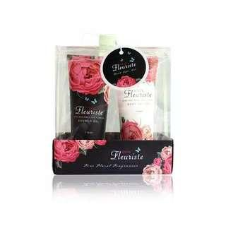Beauty Recipe Rose soap and lotion