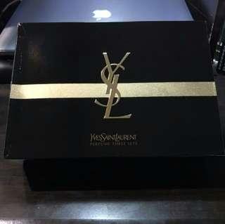 YSL perfume set