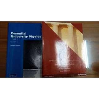 🚚 Essential University Physics Volume 大學用書 #我要賣課本