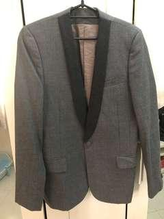Initial 西裝外套 not Dior Homme