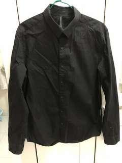 Blackbarrett by Neil Barrett slimcut shirt 裇衫 not Dior Homme
