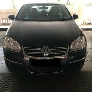 Volkswagen Jetta 1.4A For Rent Personal / PHV