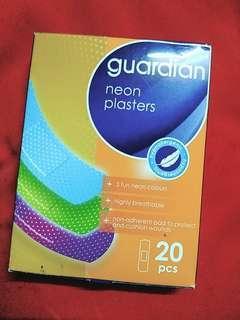 Guardian Neon Plasters (Used)