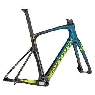 全新行貨 2019 SCOTT FOIL PREMIUM DISC TEAM EDITION 碟煞公路架(歡迎查詢)