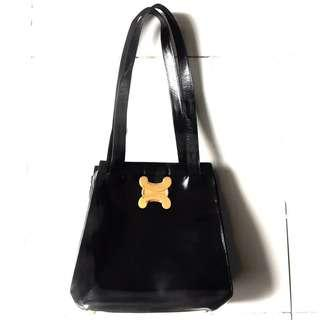 PLOVED: Vintage Authentic Celine Paris Bucket Bag