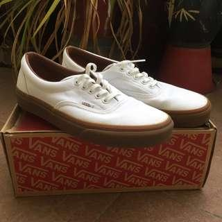 Vans Era True White Gum