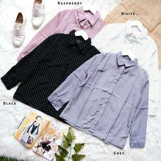 Alma DOTTY BASIC Woman SHIRT