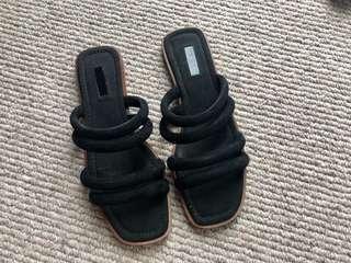 Topshop sandal size 40