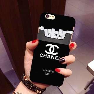 Chanel Cigarette Iphone 6 case
